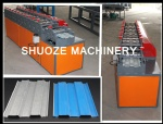 250 Australia type shutter door machine