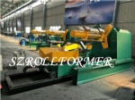 10 Ton Lateral moving hydraulic auto decoiler