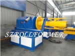 Another type 10 Ton Lateral moving hydraulic auto decoiler