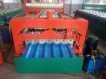 6 rib roll forming machine for Guinea