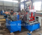Automatic C purlin machine