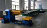High speed Roof panel Roll Forming machine Line