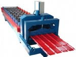 840 Glazed Tile metal sheer forming machine