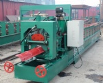 ridge cap roll forming machine for Russia