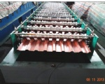 C21 panel roll forming machine