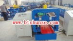 Ghana self lock Roof panel making machine(500)