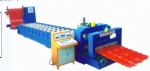 768 Glazed Tile Corrugated sheet roll forming machines